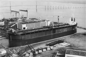 Pierre Guillaumat Largest Ship