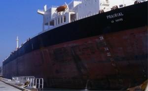Prairial fifth Biggest Ship