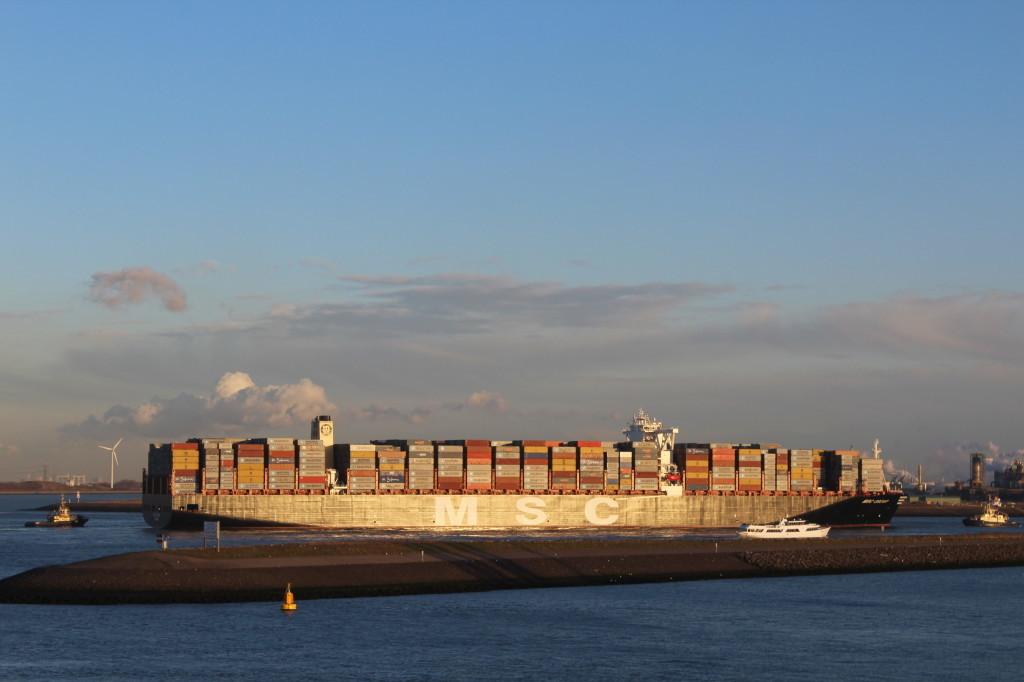 msc oscar largest ships
